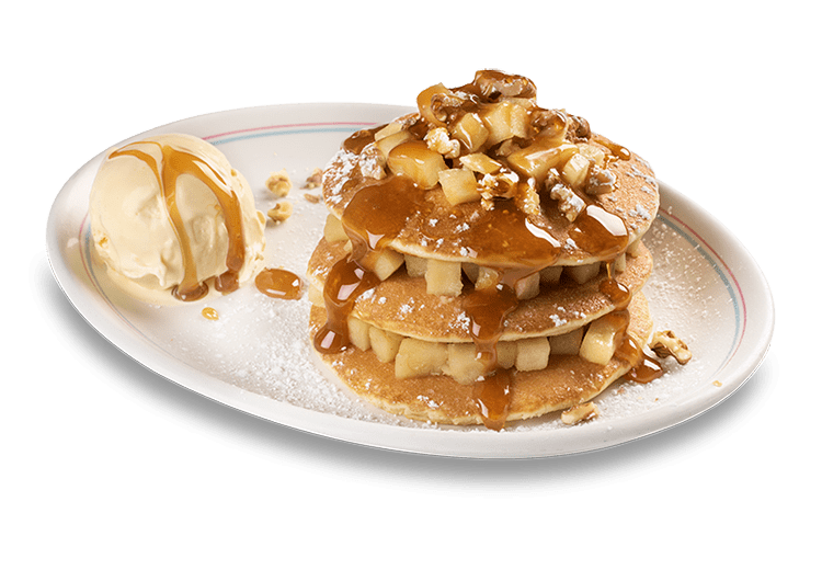 Sweet Apple Pancakes