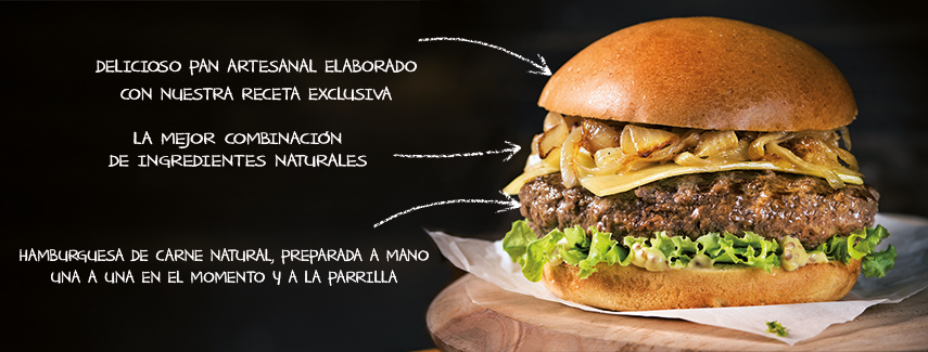 �Por qu� elegir la hamburguesa de carne Angus?