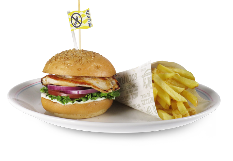 TWEETY BURGER